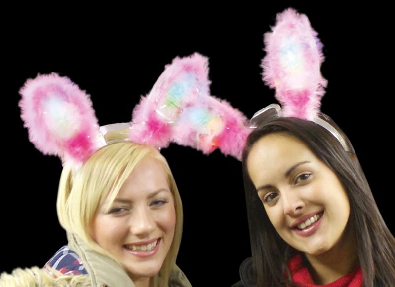chrome bunny ears