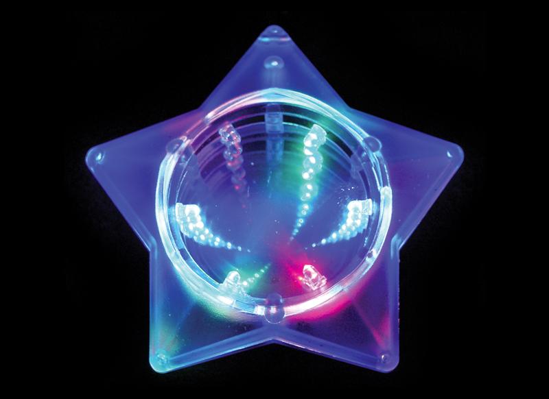 star tunnel light pendant